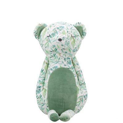 Basil Bear Printed Plush