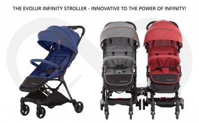 Evolur Infinity Stroller