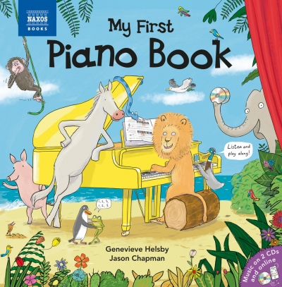 MY FIRST PIANO BOOK