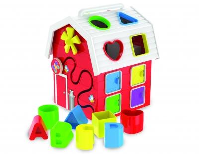 Farm Activity Cube