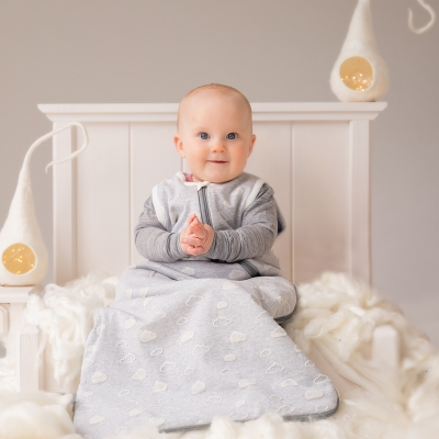 SNUGBAGS merino baby sleeping bag
