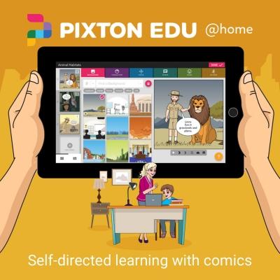 Pixton EDU @ Home