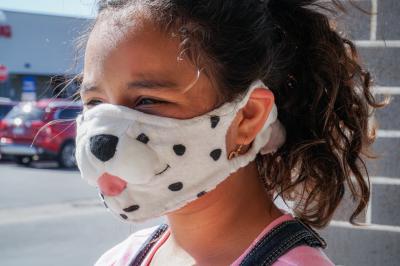 Fiesta Lil' Buddies Masks