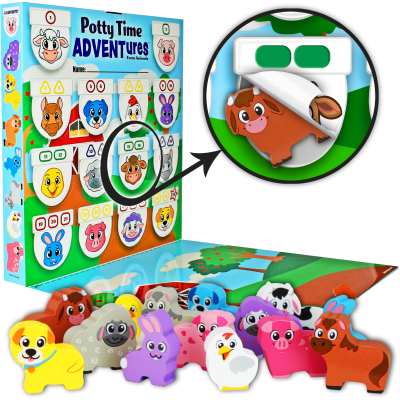 Lil ADVENTS, Potty Time ADVENTures