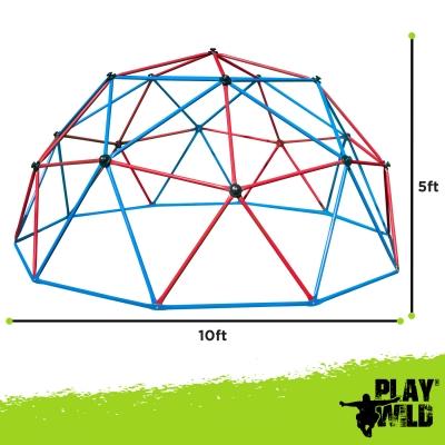 Play Wild 10 ft Climbing Dome