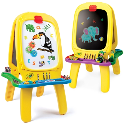 Deluxe Magnetic Double-Sided Easel