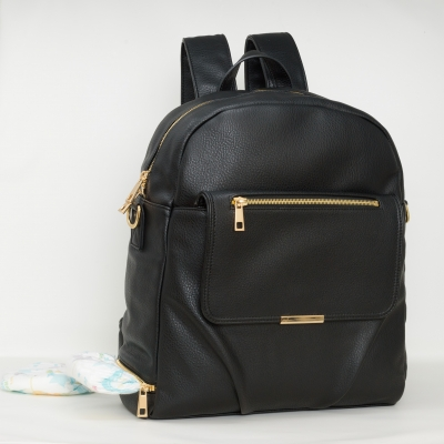 Pretty Pokets Backpack Diaper Bag