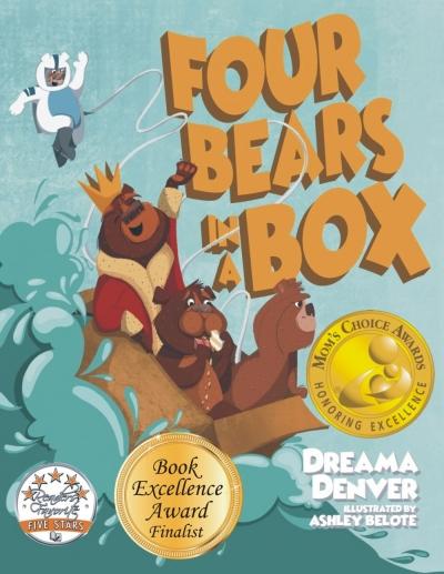 Four Bears in a Box