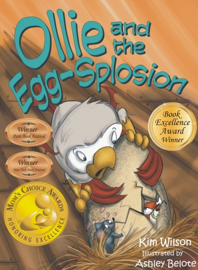Ollie and the Egg-Splosion