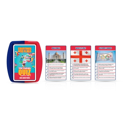 Countries and Flags Quiz