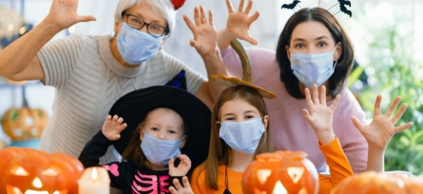 10 Ideas for a Fun Quarantineoween
