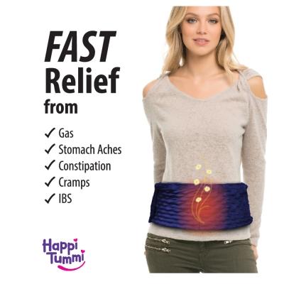 Happi Tummi Relief Herbal Waistband for Mom & Family
