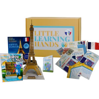 Little Learning Hands World Explorers