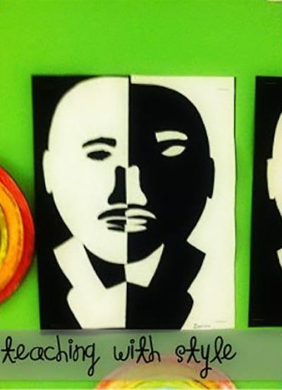 Martin Luther King Jr Art Ideas