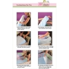 Original Zip Sheets®- 3-Piece Crib Sheet Set