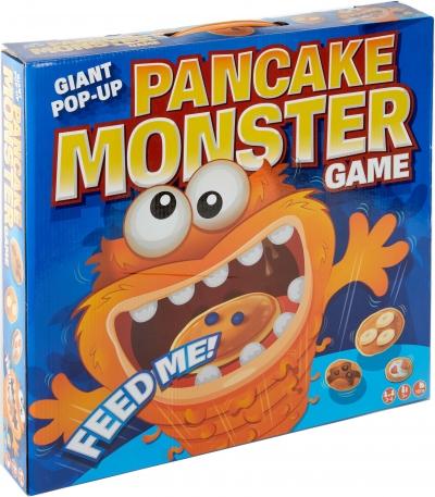 Pancake Monster