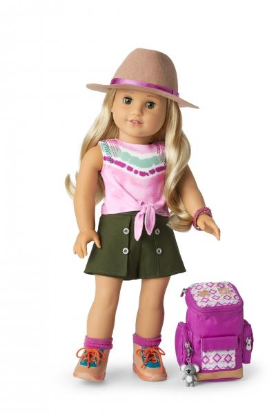 Kira Doll, Book & Accessories