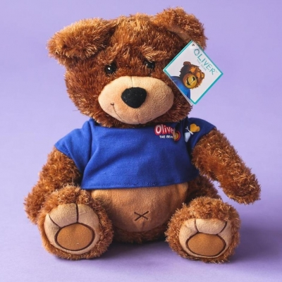 Oliver the Bear