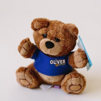 Mini Oliver the Bear