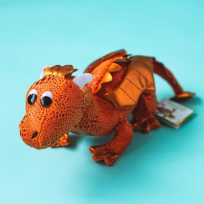 Hugo The Dragon