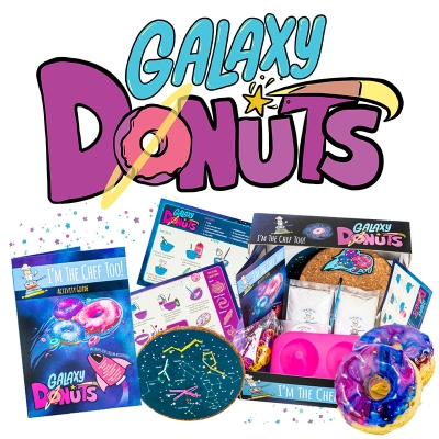 Galaxy Donut Adventure