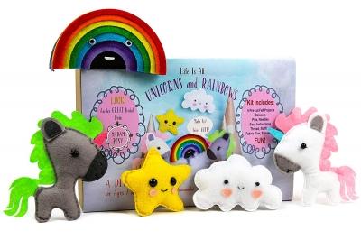 Unicorn and Friends Sewing Kit