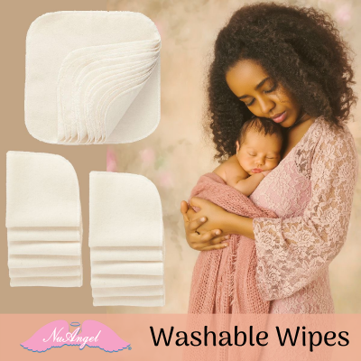 Washable Wipes