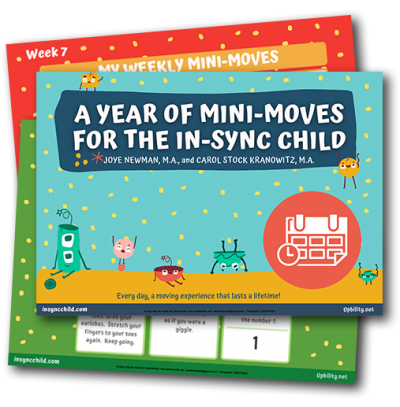 A Year of Mini-Moves for the In-Sync Child (weekly schedule)