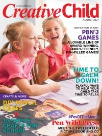 Creative Child Magazine Cover