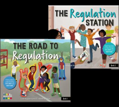 The Zones of Regulation Storybook Set