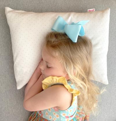 Toddler Pillow & pillowcases