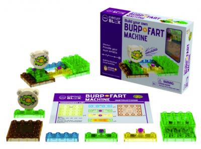 Circuit Bloc - Build Your Own Burp N Fart Machine