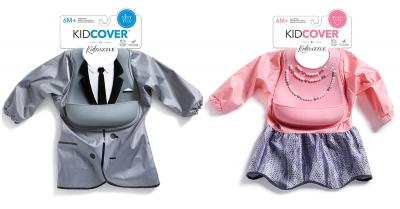 KidCover Sleeved Bibs