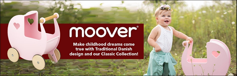 Make childhood dreams come true with Traditional Danish design and our Classic Collection!