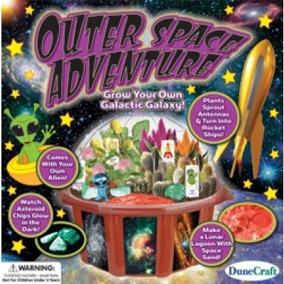Outer Space Adventure Garden