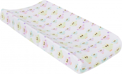 MiracleWare Cotton Muslin Changing Pad Cover