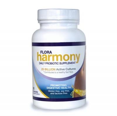 Flora Harmony Probiotics Supplement