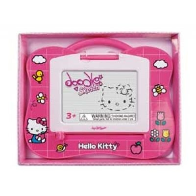 Hello Kitty Doodle Sketch