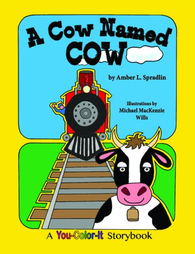A Cow Named Cow Book