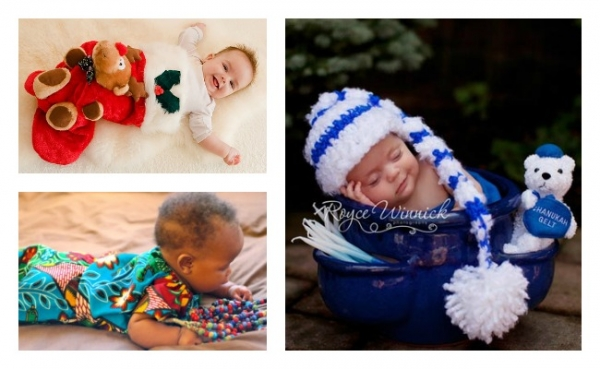 20 Adorable Holiday Outfits for Baby