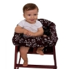 Balboa Baby High Chair Cover - Brown Berry