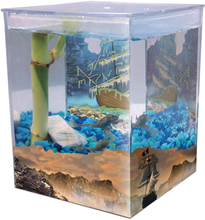 Pirate Treasure Classic EcoAquarium™