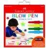 Do Art Blow Pen Stencil Art