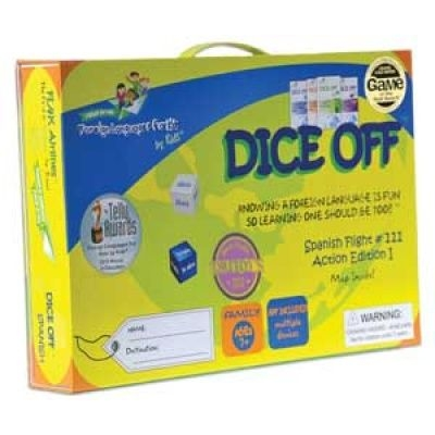 Dice Off™ Spanish, Action Edition