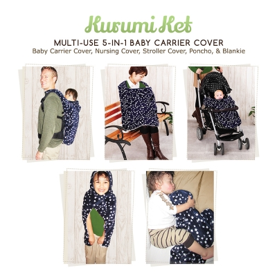 Kurumi Ket Multi Purpose Baby Carrier Cover