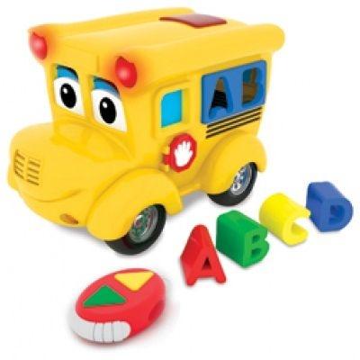 Letterland Remote Control School Bus
