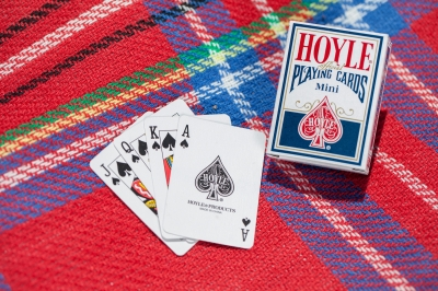 Hoyle® Mini Cards