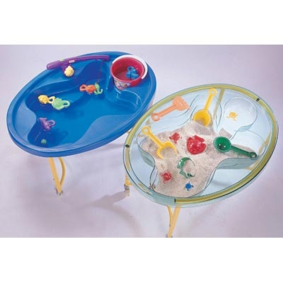 Weplay® Clear Sand and Water Table