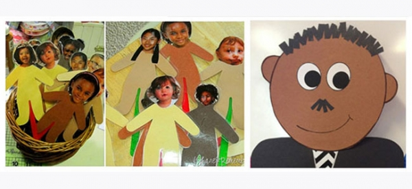 Craft Ideas: Black History Month