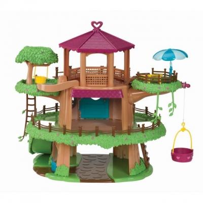 Lil Woodzeez Family Treehouse